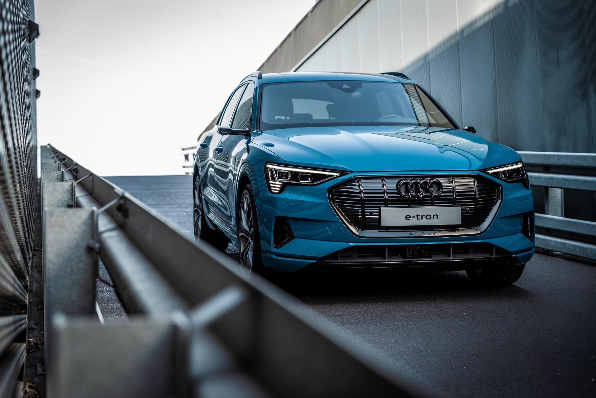 Audi E Tron Car Photography Door De Lenns